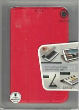 "GGMM Innovative Case for Samsung Galaxy Tab 3 7"" Rose (Red) PU Leather"