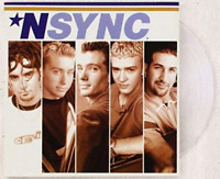 NSYNC - Exclusive Limited Edition Clear Colored Vinyl LP