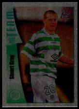Futera Celtic Fans' Selection 1997-1998 (Chrome) Stuart Gray #19