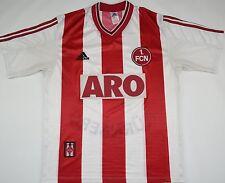1998-1999 FC NURNBERG ADIDAS HOME FOOTBALL SHIRT (SIZE M)