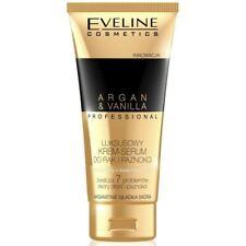 Eveline Professional Luxury Hands & Nails Cream-Serum Argan & Vanilla 100ml