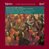 The Taverner Players - Bach: Wedding Cantata and Hunt Cantata [CD]