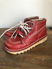 Kickers Boots Size 11 Kids