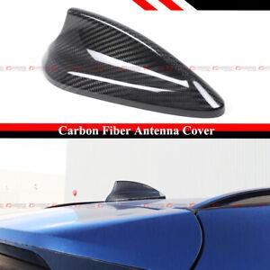 FOR BMW X3 X4 X3M X4M X5 X6 X5M X6M X7 CARBON FIBER SHARK FIN ANTENNA COVER CAP