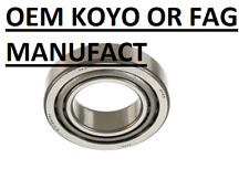 OEM MANUFACT KOYO OR SKF / FAG Wheel Bearing 0019802902