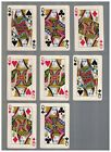 8 - C1937 Chesapeake And Ohio Lines Swap Playing Cards - QUEENS With Chessie