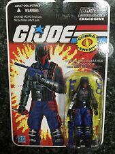 New listing G.I. Joe Collector'S 4.0 Club Exclusive Fss 25Th Subscription Interrogator Moc