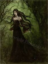 Nene Thomas Witch Wood Witchwood Fairy Limited Edition Signed Art Numbered Print
