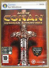 Videogame - Age of Conan - Hyborian Adventures - PC