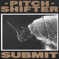 Submit [EP] by Pitchshifter (Cassette tape Earache (Label)) sealed new