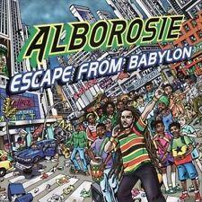 Alborosie-Escape from Babylon  (UK IMPORT)  CD NEW