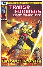 Transformers Regeneration One 82 A IDW 2012 NM