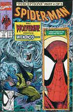 Spiderman # 11 (Todd McFarlane, Guest: Wolverine) (Estados Unidos, 1991)