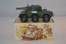 Crescent toys 1263 Saladin Armoured Car in orginal box