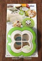Sand de Panda Sandwich Maker Akebono  Clover Lunch Box Accessories