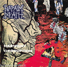 NAPALM DEATH- HARMONY CORRUPTION+MENTALLY MURDERED EP (*Used-CD, 2003, Earache)