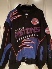 Detroit Pistons Vintage NBA Jacket