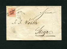 """Österreich - """"Kirchdorf"""" 1852  Oberösterreich  (#2639)"""