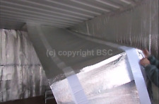 Shipping Container Condensation Control for a 40ft shipping container