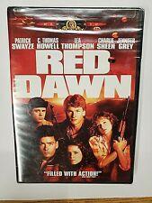 Red Dawn (DVD, 1984) Patrick Swayze Harry Dean Stanton NEW