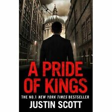 A Pride of Kings, Scott, Justin | Paperback Book | 9780008222024 | NEW