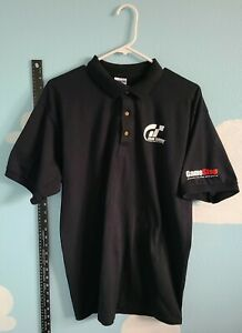Original Authentic Gran Turismo Promo L Collared Shirt - Sony PlayStation