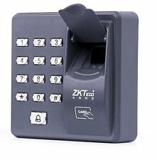 X6 125KHZ RFID Biometric Fingerprint Keypad Card Reader Door Lock Access Control