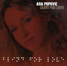 Ana Popovic - Blind for Love [New CD]