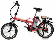 Caliper-Side Pull Folding Bikes