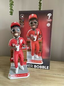 "ANDREW MCCUTCHEN Philadelphia Phillies MLB EXCLUSIVE ""Uncle Larry"" Bobblehead"