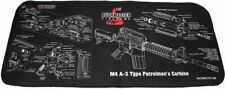 Bushmaster Neoprene Schematic Gun Cleaning Mat