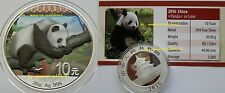 Panda    10  Yuan  2016    China    BU / Color