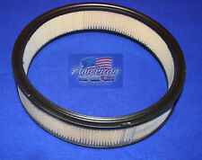 PONTIAC 1981 301ci 4.9 Litre Turbo Engine Air Filter Element Wix 46038