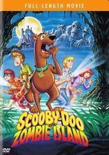 Scooby Doo on Zombie Island 0014764258126 With Scooby-doo DVD Region 1