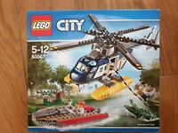 LEGO City Police 60067: Helicopter Pursuit, new & sealed