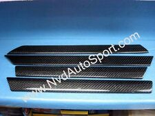 BMW E46 Sedan Carbon fiber skinning Interior Door Trims from NVD