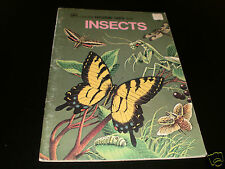 GOLDEN BOOK EXPLORING EARTH  - INSECTS
