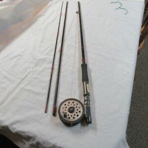 Shakespeare Rod & Reel Combo Contender 8' Rod Model Med. Action, 1095 Reel