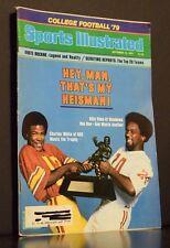 Sports Illustrated Magazine September 10 1979 College Football '79