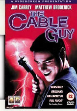 THE CABLE GUY - DVD - REGION 2 UK