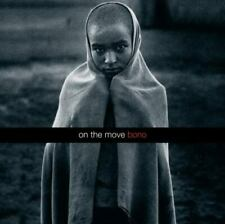On the Move by Bono (2007, Hardcover)