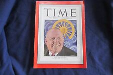 Time Magazine, November 29, 1948,  Labor Boss Dave Beck