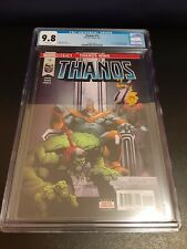 THANOS #15 CGC 9.8 NM/M Cosmic Ghost Rider Revealed 1st Fallen One (cameo) HOT!!