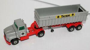 Matchbox Super Kings K-115 Ford LTS Series Tarmac Truck Lesney Die-Cast England