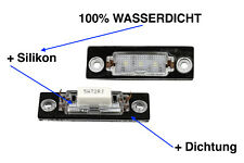 TOP PREMIUM LED Kennzeichenbeleuchtung VW Passat 3BG nur Limousine TÜV FREI VWP2