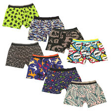 Men's Boxers Underwear Trunks Briefs Funny Cartoon Design Underpants