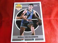 PANINI OFFICIAL CARDS N°93 - BASKETBALL 1994 SNB - Gilles VECHAMBRE- MONTPELLIER