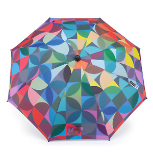 Cosatto Pram Pushchair Parasol Kaleidoscope Adjustable UPF 100+ Protection