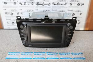 Mazda 6 GH Series 2 Sport  Radio/SAT/NAV Unit 01/2010 -10/2012