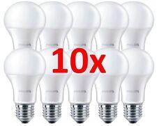 10 x PHILIPS COREPRO 13 W DEL Lampe e27 blanc chaud 1521 Lm comme 100 W Ampoule
